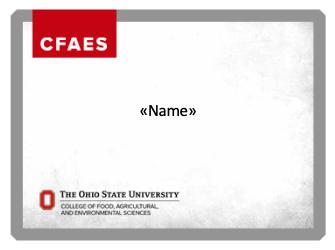 Nametag file