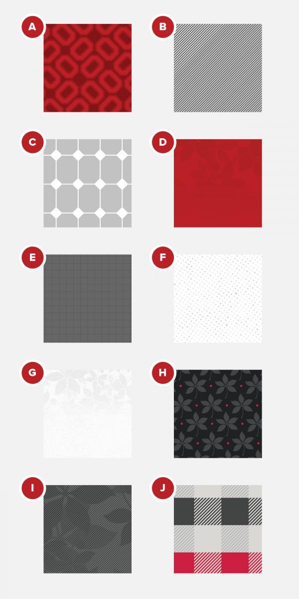 Buckeye Patterns image