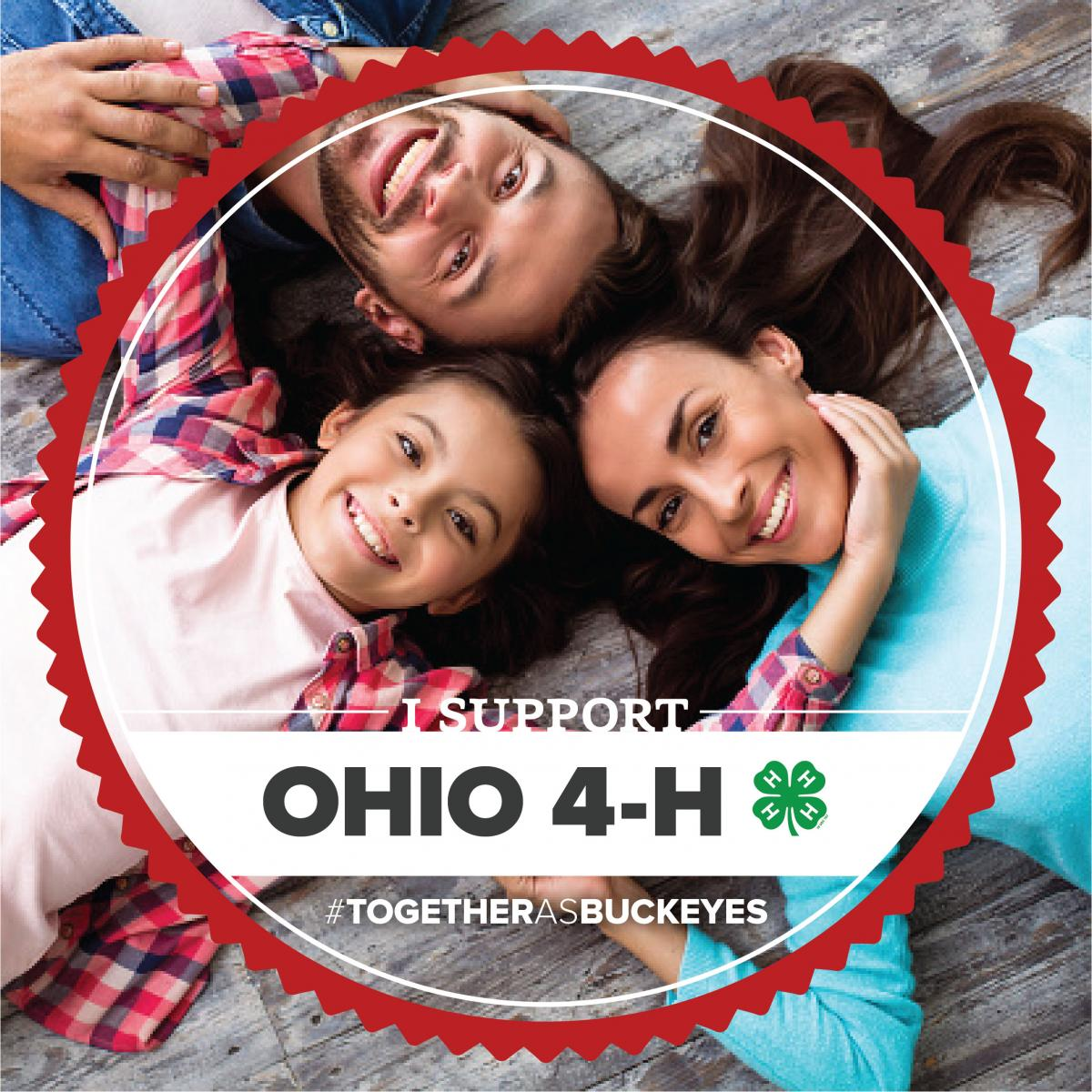 Ohio 4-H Frame