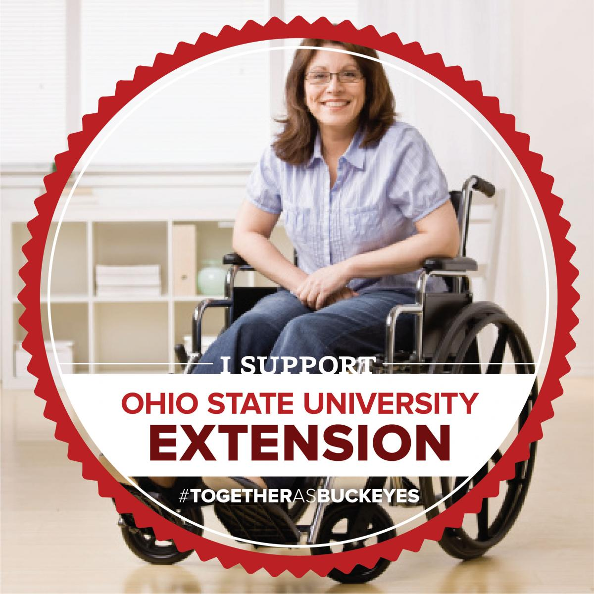 OSU Extension Frame