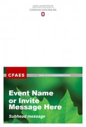 Brand Event Invitation, Option 1, Exterior
