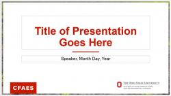 Brand PowerPoint Green theme